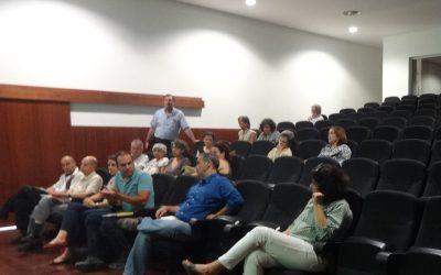 Primeira reunião geral realizada em Beja